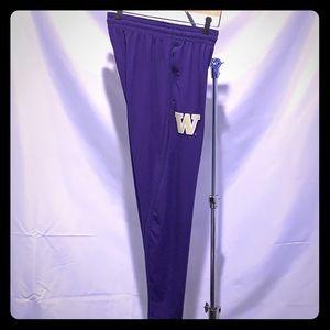 Men's U of Washington Huskies NIKE sweats